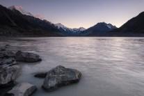Morgenstimmung am Lake Tasman