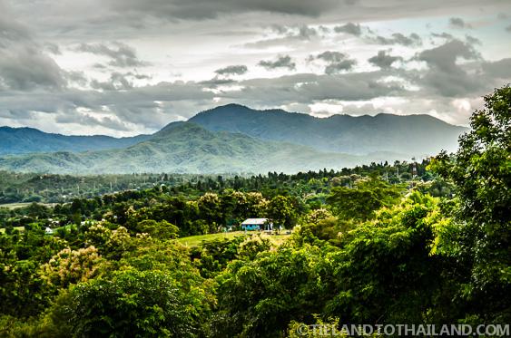 Trip to Pai Overlook