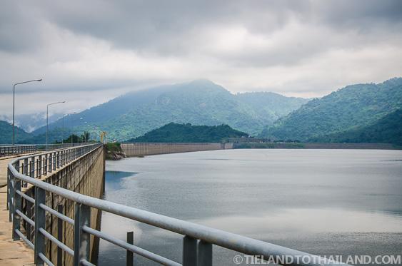 Nakhon Nayok Khun Dan Prakarnchon Dam