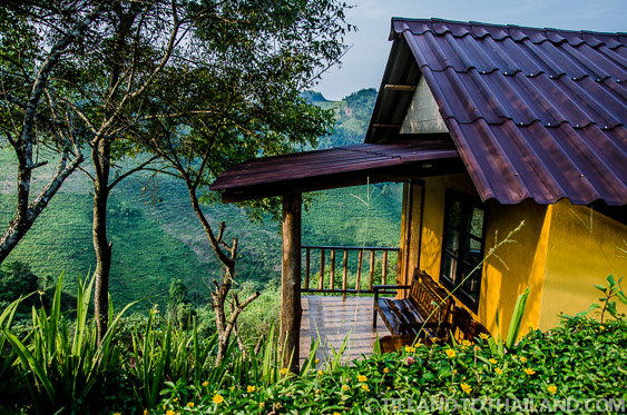 Bungalow in Mae Salong, Thailand