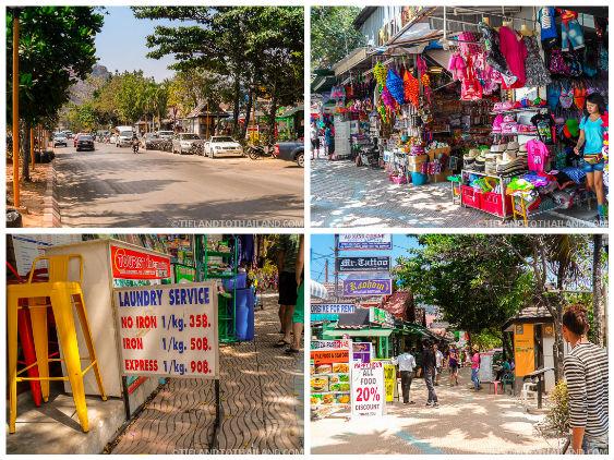 Downtown Ao Nang Shops