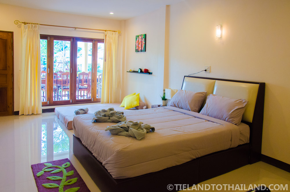 Spacious Room at Baan Suan Krua