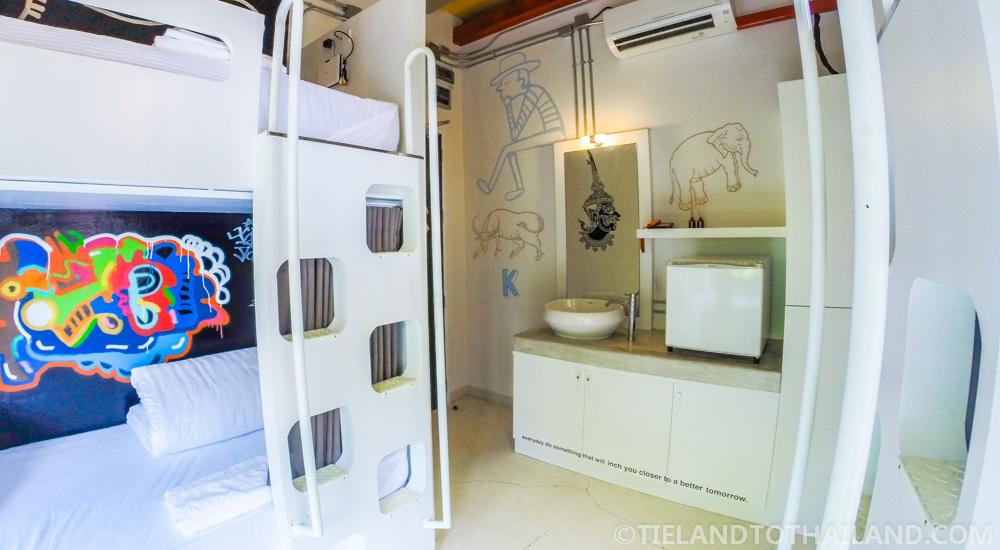 The House of Phraya Jasaen | Dormitory Room