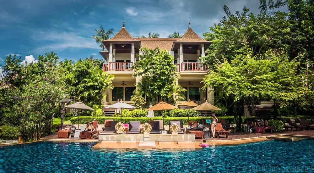 Crown Lanta Resort & Spa on Koh Lanta, Thailand