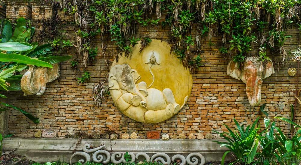 Hidden gem of Wat Pha Lat on Doi Suthep