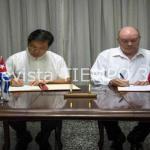 CHINA Y CUBA FIRMARON ACUERDOS Y BENEFICIOS ECONÓMICOS