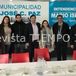 JOSÉ C. PAZ: EL SIPEM ARTICULA TRABAJO PARA LOS PACEÑOS