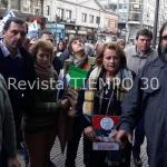 ANTE TODO DIGNIDAD. LOS DOCENTES BONAERENSES LANZARON UN PARO DE 72 HORAS