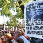 MORENO | UNA MULTITUDINARIA REBELIÓN ORGANIZADA MOVILIZA ESTE LUNES PIDIENDO JUSTICIA POR SANDRA Y RUBÉN