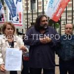 """DOCENTES BONAERENSES CONVOCARON A UN PARO Y """"BANDERAZO"""" POR """"ESCUELAS DIGNAS"""" Y """"SALARIOS DIGNOS"""""""
