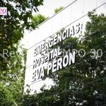 MERLO | GUSTAVO MENÉNDEZ INAUGURÓ LA NUEVA GUARDIA DEL HOSPITAL EVA PERÓN