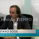 """GUSTAVO SOOS: """"EL FALLO ES VERGONZOSO"""""""