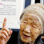 JAPÓN | LA PERSONA VIVA MÁS LONGEVA DEL MUNDO ES UNA JAPONESA DE 116 AÑOS