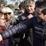 LEO NARDINI INAUGURÓ NUEVOS PAVIMENTOS Y RECIBIÓ EL AGRADECIMIENTO DE LOS VECINOS