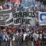 LOS MOVIMIENTOS SOCIALES RECLAMARON POR LA EMERGENCIA ALIMENTARIA | Se suman la Iglesia, las Provincias, Legisladores opositores y los Sindicatos
