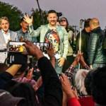 ARGENTINA DE PIE ☀️ CON JUSTICIA SOCIAL | GUSTAVO MENÉNDEZ PLANTÓ LA PIEDRA FUNDAMENTAL DEL NUEVO HOSPITAL DE MARIANO ACOSTA