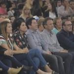 LEO NARDINI INAUGURÓ EL NUEVO POLIDEPORTIVO DE ING. PABLO NOGUÉS | El segundo que se inaugura durante la actual gestión