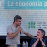 """JUANCHI"" ZABALETA Y MÁXIMO KIRCHNER CERRARON EL IV CONGRESO DE ECONOMÍA POLÍTICA | ARGENTINA DE PIE ☀️"