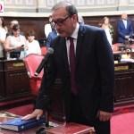 LUIS VIVONA ES EL VICEPRESIDENTE TERCERO DEL SENADO BONAERENSE | Lo aprobó por unanimidad la Cámara de Senadores