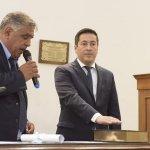 LEO NARDINI ASUMIÓ COMO INTENDENTE REELECTO EN MALVINAS ARGENTINAS