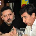 Gustavo Menéndez recibió en Merlo a Daniel Arroyo, Ministro de Desarrollo Social de la Nación