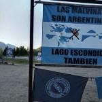 """Walter Correa y """"la patriada"""" en Lago Escondido con compañeros de Fatica y Curtidores. Repudio a los incidentes"""