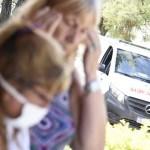 Un contingente de adultos mayores provenientes de Florianópolis fue controlado a modo de prevención en Malvinas Argentinas