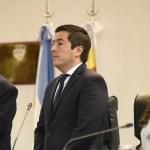 Leo Nardini planteó los desafíos en el 25° aniversario de Malvinas Argentinas