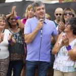 Zabaleta anunció la creación de la Secretaría de las Mujeres, Géneros y Diversidad en el municipio de Hurlingham