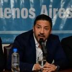Liderado por Gustavo Menéndez el Peronismo Bonaerense brindó su apoyo incondicional al Presidente Fernández y al Gobernador Kicillof