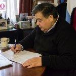 Mario Ishii firmó con el gobernador Kicillof un convenio de asistencia financiera que beneficiará a José C. Paz y a todos sus vecinos y vecinas