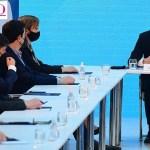 """El ministro Guzmán destacó la """"adhesión masiva"""" al canje: """"permitirá sentar la base para el desarrollo"""""""