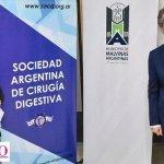 Malvinas Argentinas fue parte del XL Congreso Argentino Virtual de Cirugía Digestiva 2020