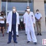El Municipio de Malvinas Argentinas será pionero en la formación de cirujanos bariátricos
