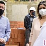 """El municipio de Malvinas Argentinas trabaja en la recuperación y ampliación del Hospital de Salud Mental """"Evita"""""""