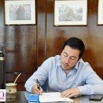 """Leo Nardini aumentó 40% a trabajadores municipales de Malvinas Argentinas: """"Distinguir a la familia municipal es valorar su trabajo"""""""