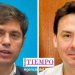 """El gobernador Kicillof respaldó al subsecretario de Energía Eléctrica Federico Basualdo a quien calificó de """"excelente funcionario"""""""