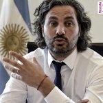 """Santiago Cafiero advirtió: """"Habrá sanciones económicas y penales para los que violan la cuarentena"""""""