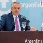 """Presidente Alberto Fernández sobre la denuncia a Macri: """"Puede significar una conducta delictual hecha en Argentina"""""""