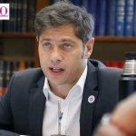 """Gobernador Kicillof: """"La oposición está en una lucha a cielo abierto por las candidaturas"""""""