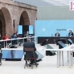 """El presidente Fernández encabezó una reunión con su Gabinete de ministros en la que impartió """"lineamientos de gestión y política"""""""
