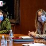 """Cecilia Nicolini: """"En agosto contaremos con más de 3 millones de segundas dosis de Vacuna Sputnik V"""""""