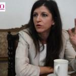"""Fernanda Vallejos: """"la propuesta de Vidal mantendría los salarios para los jóvenes cómodamente por debajo de la línea de la pobreza"""""""