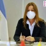 """La ministra Frederic apunta al gobierno de Macri por el """"contrabando agravado de armas a Bolivia"""""""