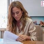 """Victoria Tolosa Paz planteó la necesidad de que """"nunca más la Argentina destruya su corazón productivo"""""""