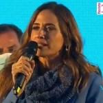 """Victoria Tolosa Paz: """"El pueblo va a votar para adelante y reafirmar el rumbo de este Gobierno"""""""