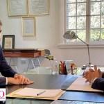 Presidente Fernández recibió en Olivos a los gobernadores Uñac y Manzur