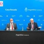 El ministro Aníbal Fernández anunció el despliegue de 1.575 efectivos federales en Santa Fe para combatir el crimen organizado