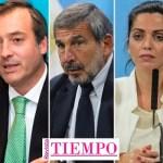 Ministros y otros funcionarios pusieron su renuncia a disposición del Presidente