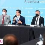 """""""Wado"""" de Pedro encabezó el compromiso que Gobierno y medios asumieron contra la difusión de contenidos falsos en las PASO"""